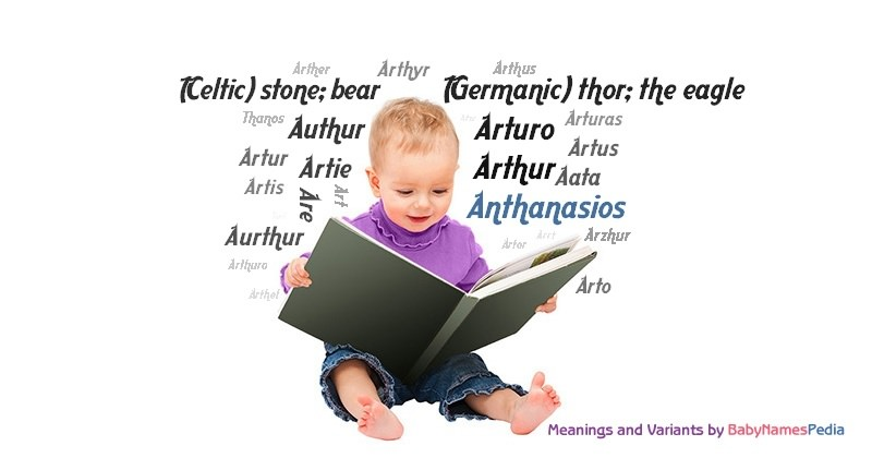 Meaning of the name Anthanasios