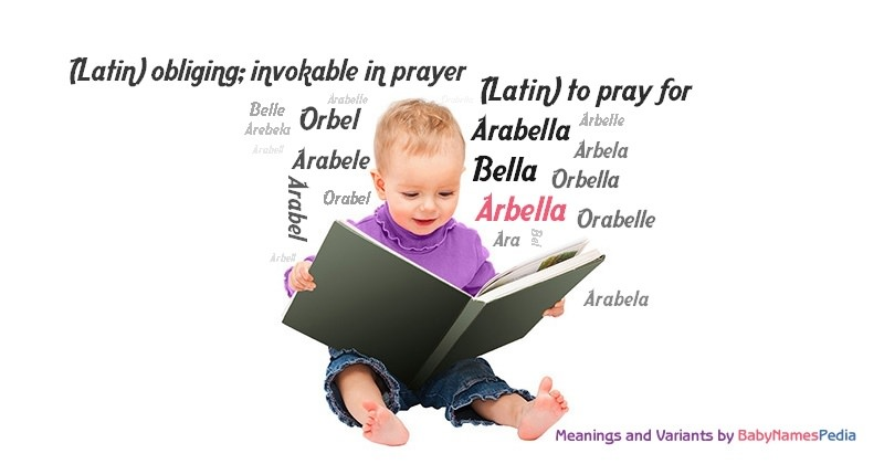 Meaning of the name Arbella