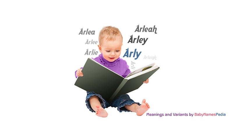 Meaning of the name Arly