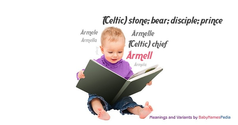 Meaning of the name Armell