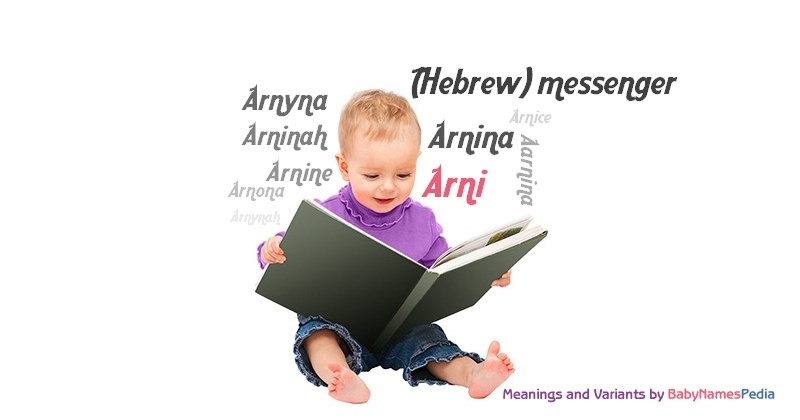 Meaning of the name Arni