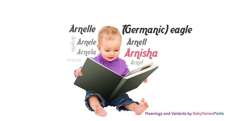 Meaning of the name Arnisha