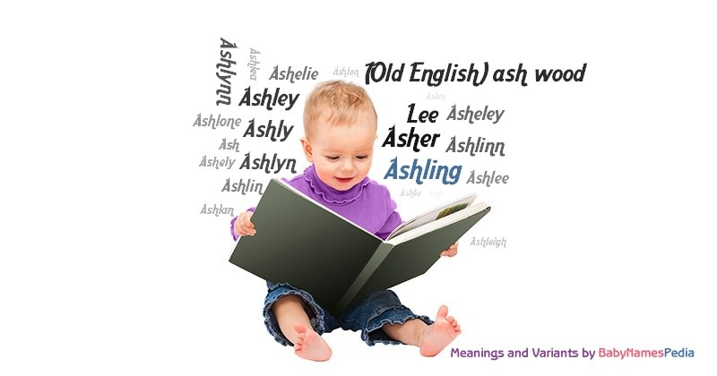 Meaning of the name Ashling
