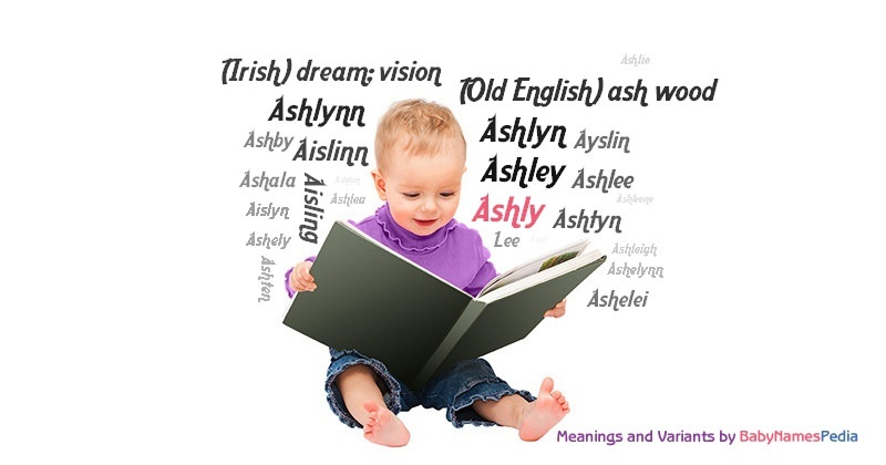 Meaning of the name Ashly