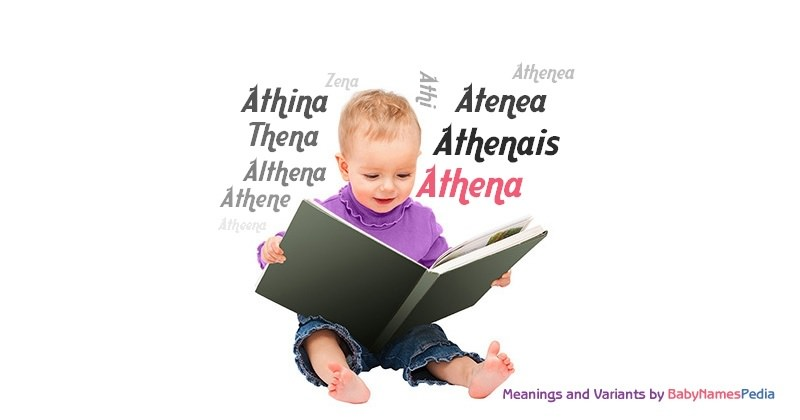 Meaning of the name Athena