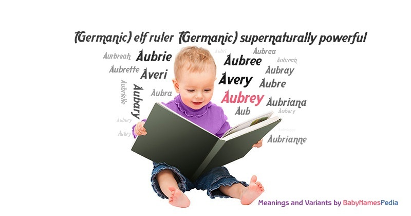 Meaning of the name Aubrey