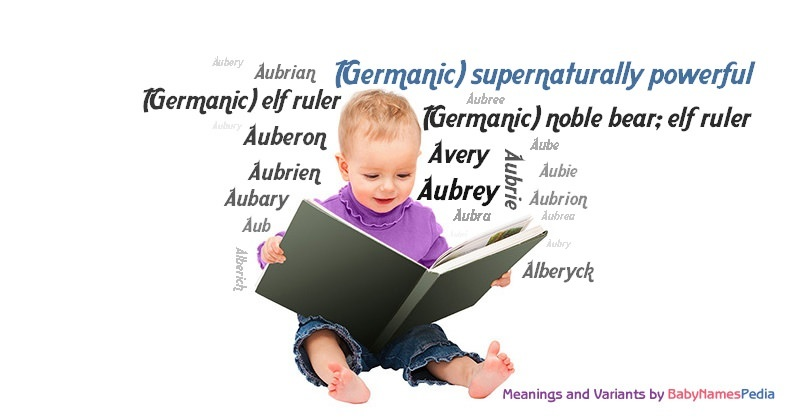 Meaning of the name (Germanic) supernaturally powerful