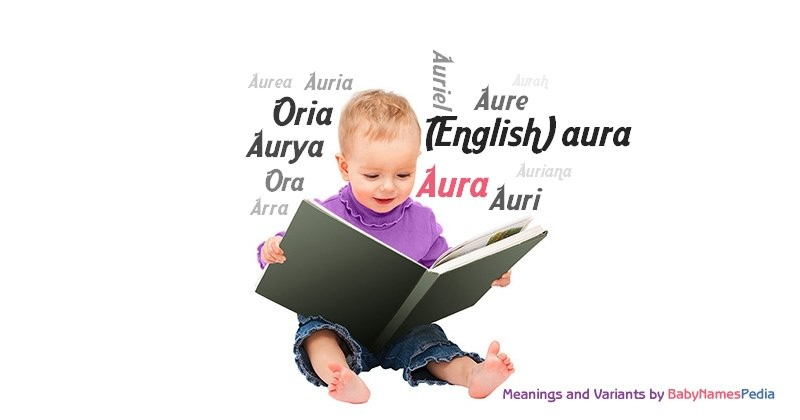 Aura - Meaning of Aura, What does Aura mean?