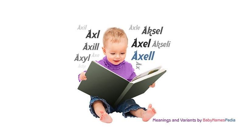 Meaning of the name Axell