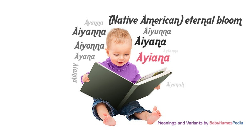 Meaning of the name Ayiana