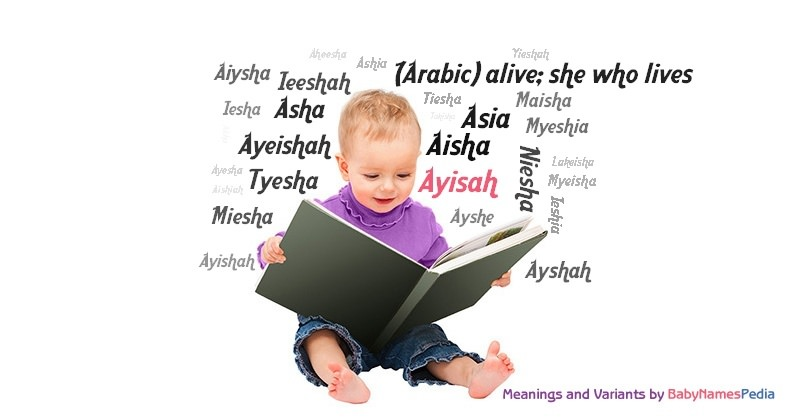 Meaning of the name Ayisah