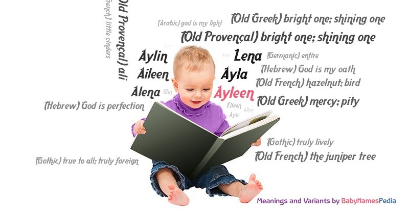 Meaning of the name Ayleen