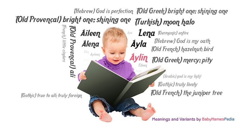 Meaning of the name Aylin