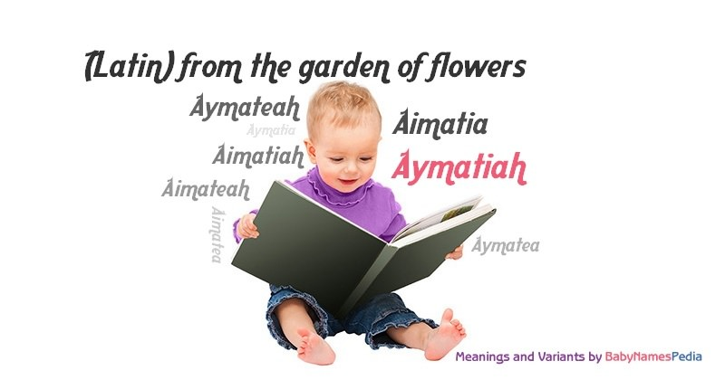 Meaning of the name Aymatiah