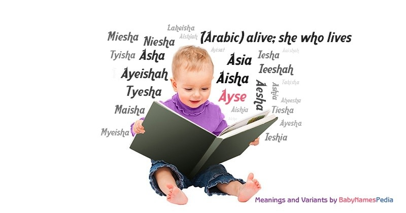Meaning of the name Ayse