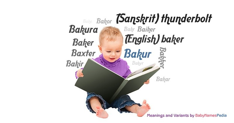 Meaning of the name Bakur