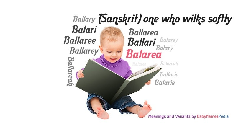 Meaning of the name Balarea