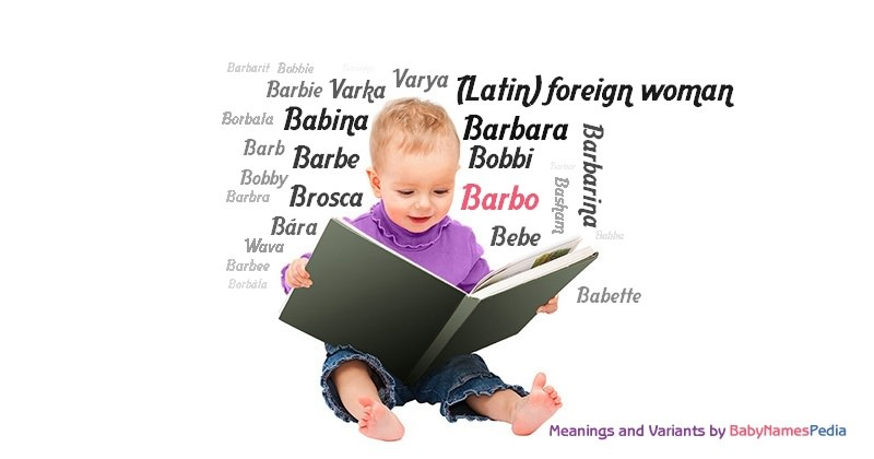 Meaning of the name Barbo