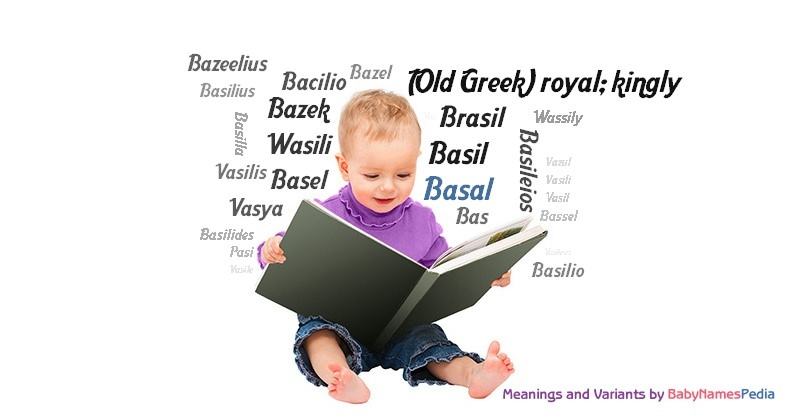 Meaning of the name Basal
