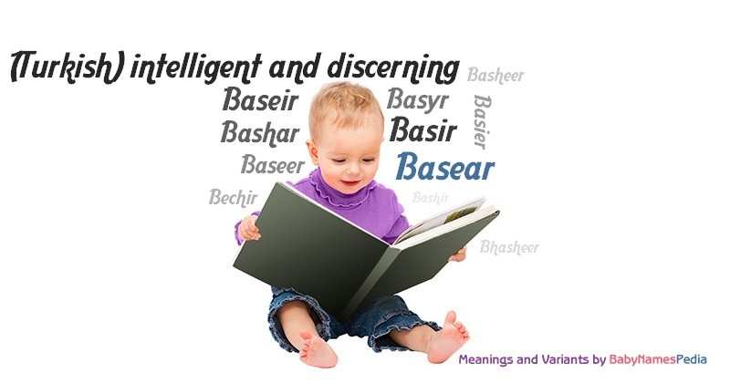 Meaning of the name Basear