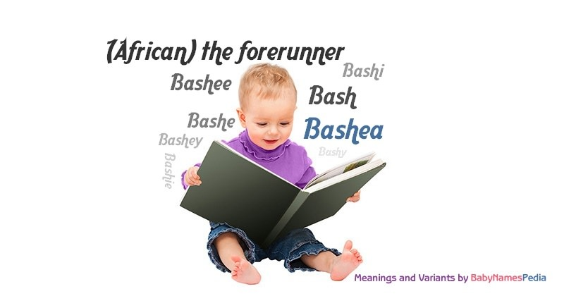 Meaning of the name Bashea