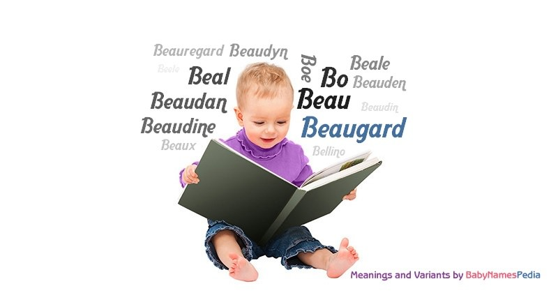 Meaning of the name Beaugard