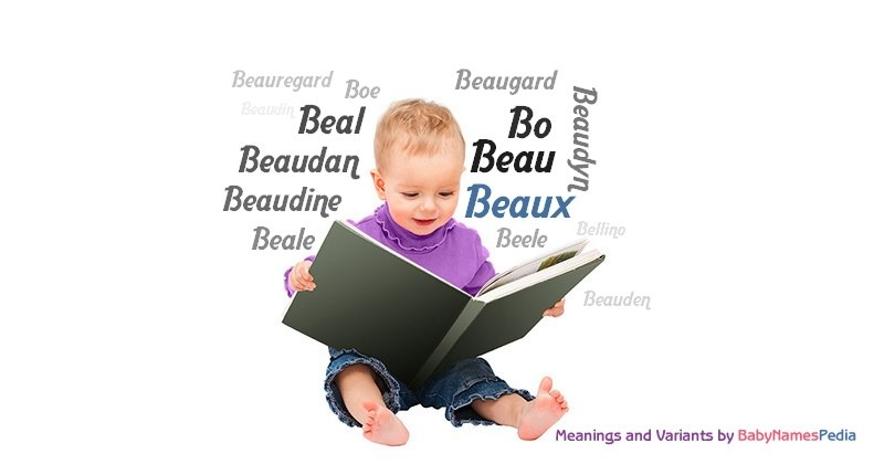 Meaning of the name Beaux