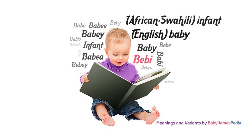 Meaning of the name Bebi