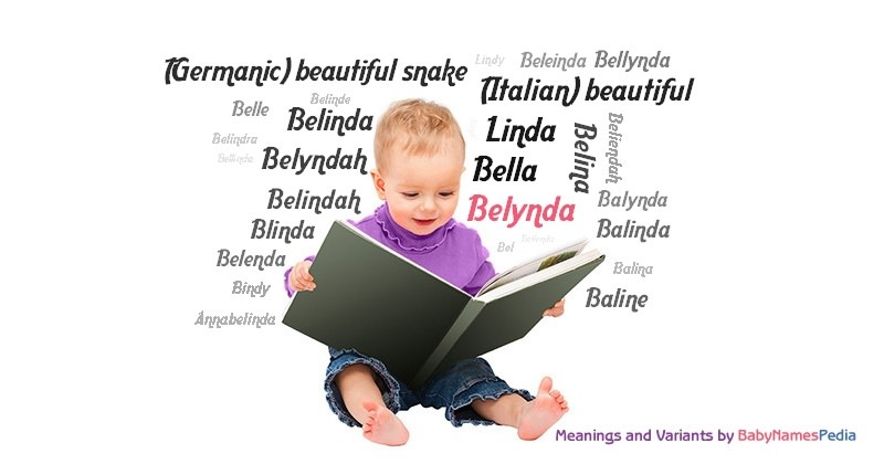 Meaning of the name Belynda