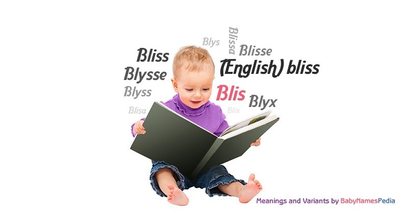 Meaning of the name Blis