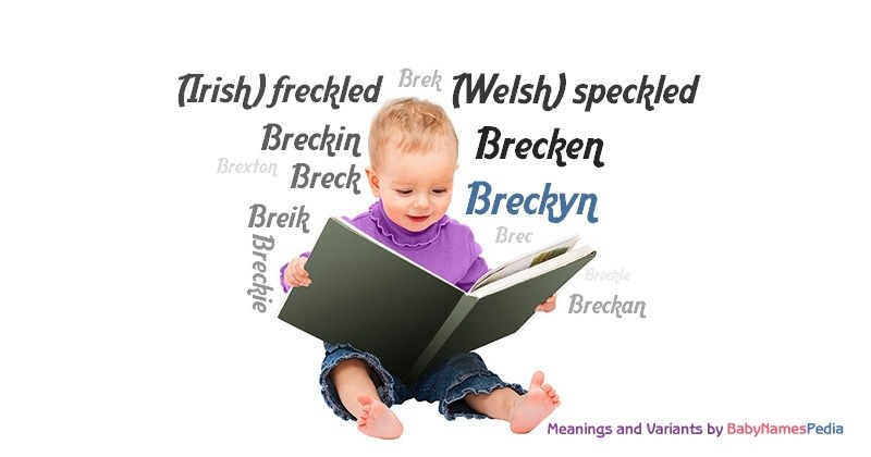 Meaning of the name Breckyn