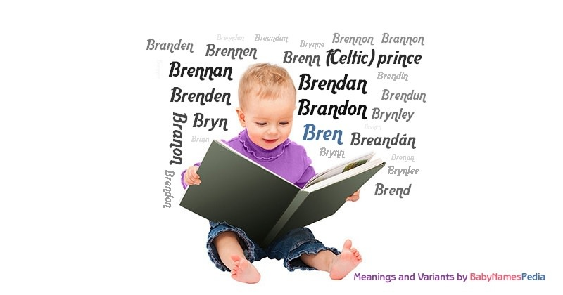 Meaning of the name Bren