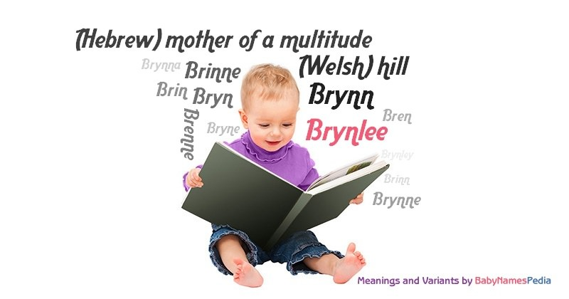 Meaning of the name Brynlee