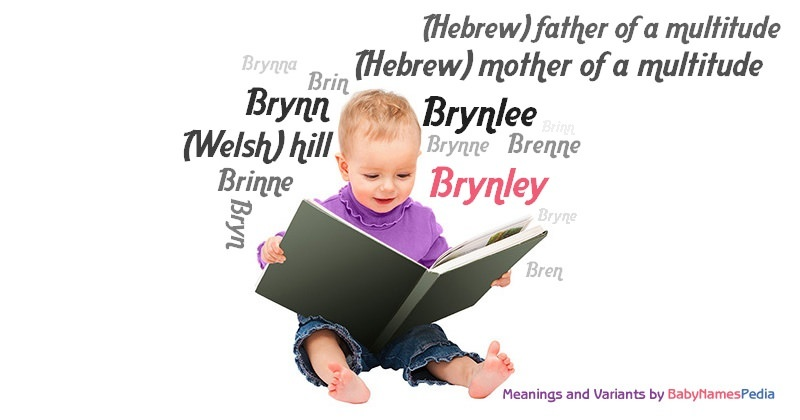 Meaning of the name Brynley