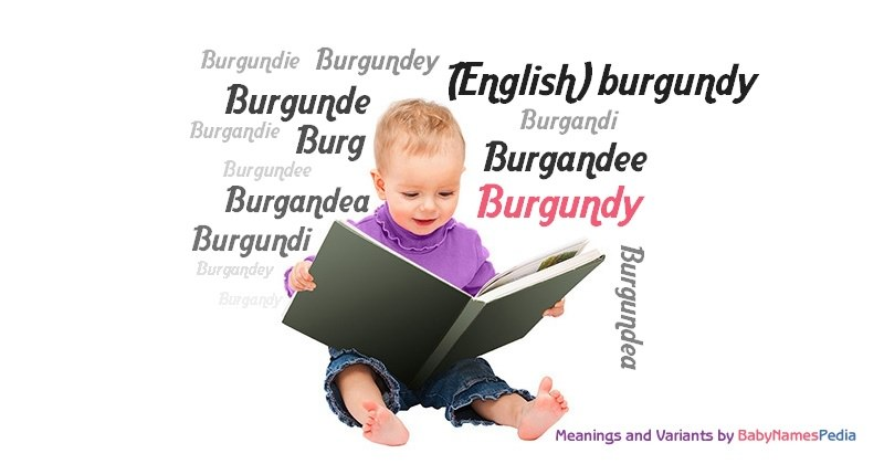 5bd3cf8cbe781 Burgundy - Meaning of Burgundy, What does Burgundy mean?