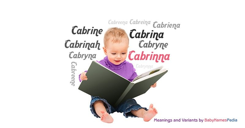 Meaning of the name Cabrinna