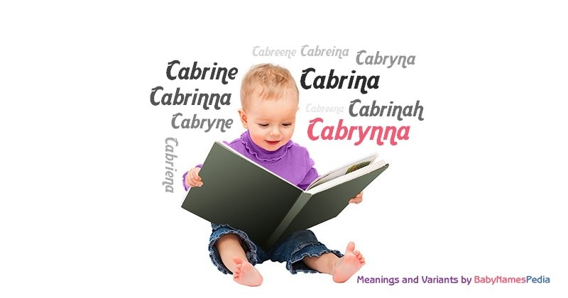 Meaning of the name Cabrynna