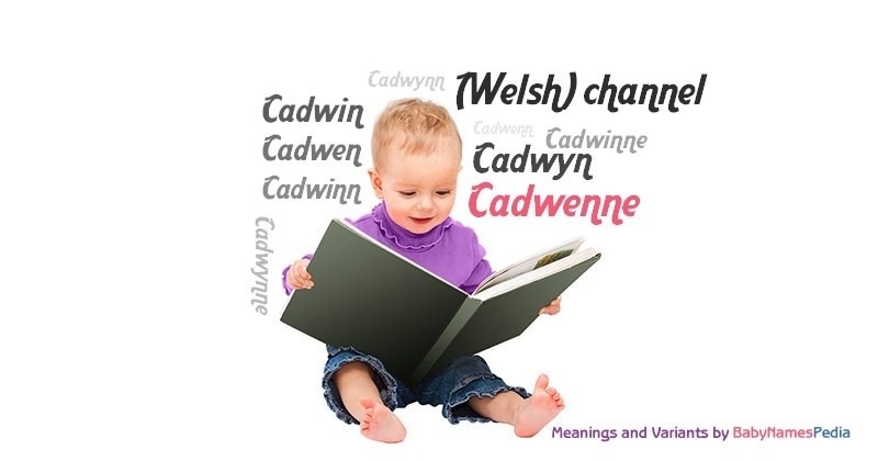 Meaning of the name Cadwenne