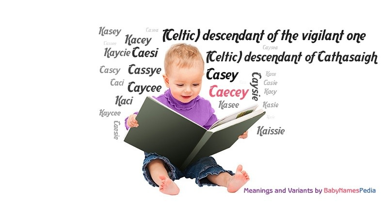 Meaning of the name Caecey