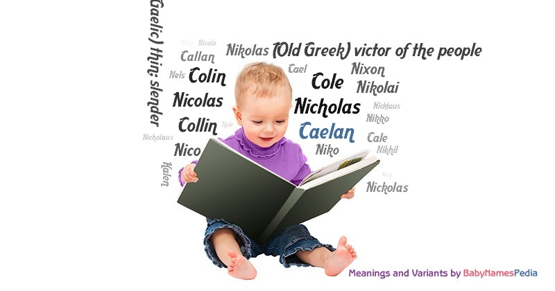 Meaning of the name Caelan