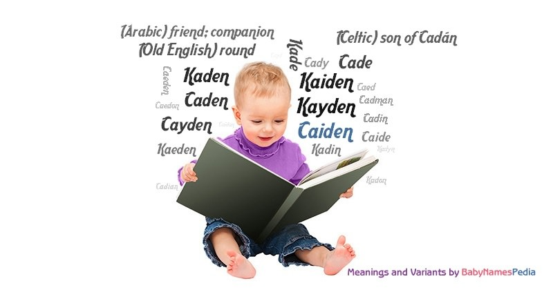 Meaning of the name Caiden