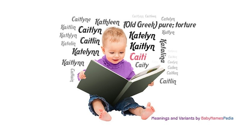 Meaning of the name Caiti