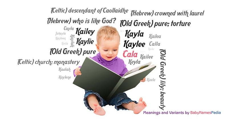 Meaning of the name Cala
