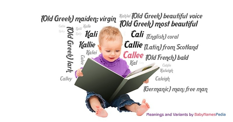 Meaning of the name Callee