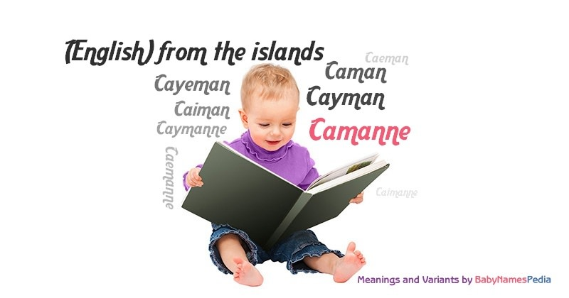 Meaning of the name Camanne