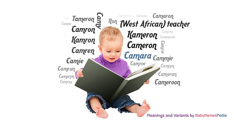 Meaning of the name Camara
