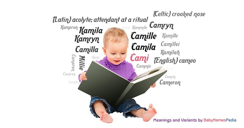 Meaning of the name Cami
