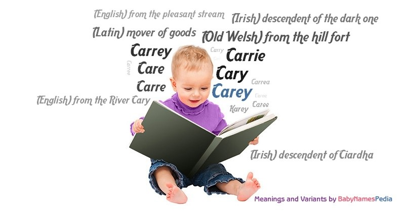 Meaning of the name Carey