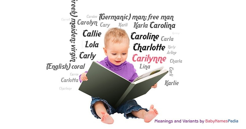 Meaning of the name Carilynne