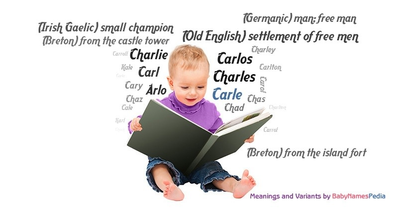 Meaning of the name Carle
